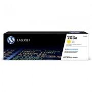 HP Cartouche de toner jaune authentique HP 203A pour LaserJet