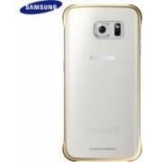 Skin Clear Samsung Galaxy S6 Edge G925 Gold