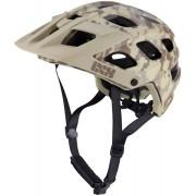 IXS Trail RS EVO Camo Casco de bicicleta Beige XS