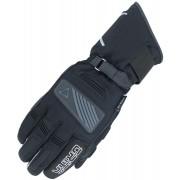 Orina Blizzard Nepromokavé motocyklové rukavice M Černá