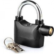 Swaggers Security siren lock with smart alarm