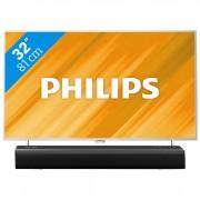 Philips 32PFS6402 - Ambilight + Soundbar
