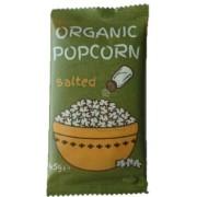 Popcorn cu sare pentru microunde