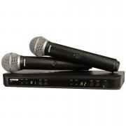 Shure BLX288E/PG58 S8 Funkmikrofon