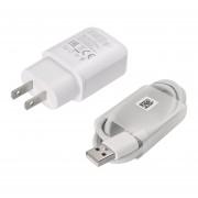 ER Fast Charge USB Tipo-C Del Conector Del Cargador De Pared Adaptador De Viaje Para LG G5 -Blanco