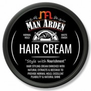 Man Arden Hair Cream - Normal Hold With Matte Finish - 50gm