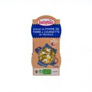 Babybio Jó éjszakát! - Bio cukkinis burgonyapüré 2 x 200 g