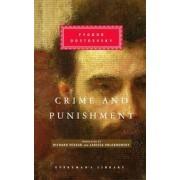 Crime and Punishment: Pevear & Volokhonsky Translation, Hardcover