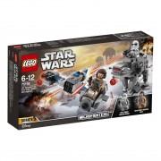 Lego Ski Speeder™ vs. First Order Walker™ Microfighters