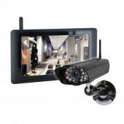 """Smartwares valós idejű, digitális kamera szett 9""""-es érintőképernyővel"""