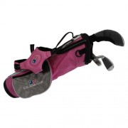 USKids 2012 Ultralight 39 3-Club Carry Bag Girls Set【ゴルフ ジュニア>ゴルフクラブ】