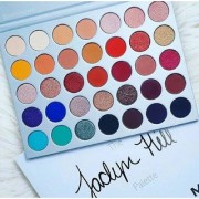 Jaclyn Cosmetics Morphe Hill Eyeshadow Palette Eye makeup Kit Tavish
