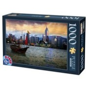 DToys Puzzle 1000 Night Landscape 05 (07/64301-05)