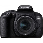 Canon EOS 800D Kit 18-55mm digitale Spiegelreflexkamera SLR-Digitalkamera