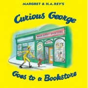 Curious George Goes to a Bookstore, Hardcover