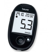 BEURER MEDICAL ITALIA Beurer Gl44 Meter Mg / dl Black Glucometer 1 Piece