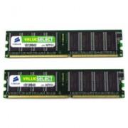 Corsair 8GB (2x4GB) DDR3 1600MHz UDIMM (CMV8GX3M2A1600C11)