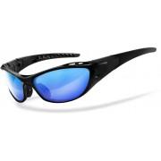 HSE SportEyes X-Side 2.0 Sonnenbrille Blau Einheitsgröße
