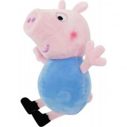 Jucarie de plus Peppa: George figurina de 61cm