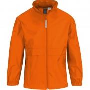B&C Oranje zomerjas voor jongens