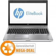 "HP EliteBook 8570p, 39,6 cm/15,6"", Core i7, 128 GB SSD (generalüberholt)"