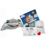 "Stuffems Toy Shop Haz tu Propio Animal de Peluche Ray el Stingray 16"" No Coser Kit con Bonita Mochila."