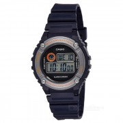 Casio W-216H-2BVDF reloj digital de los hombres de la juventud-azul + negro (sin la caja)