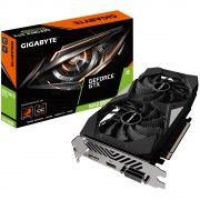 VGA Gigabyte GTX 1650 SUPER WINDFORCE OC 4G, nVidia GeForce GTX 1650 SUPER, 4GB, do 1755MHz, 36mj (GV-N165SWF2OC-4GD)