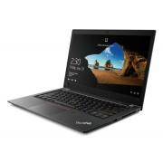 """Lenovo Thinkpad T480s 8th gen Notebook Intel Quad i5 1.60Ghz 8GB 256GB 14"""" FULL HD UHD 620 BT 3G Win 10 Pro"""