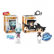 Set Goku Y Whis Funko Pop Anime Dragon Ball Z Sayayin Esferas Del Dragon 2018 Nuevo
