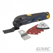 GMC 12V Oscillating Multi-Tool - GOMT12 262286 5024763125560