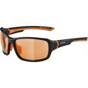 Alpina Lyron VL black matt-orange - orange (35)