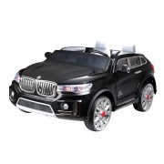 Masina Electrica Jeep Impress EVA A998 Black Painting Moni