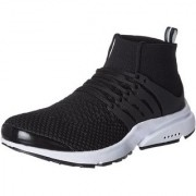 Air Presto Flyknit Ultra sport running shoes Black