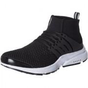 Air Presto Flyknit Ultra sport running shoes Black