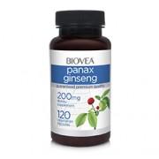 GINSENG (PANAX) 200mg 120 Vegetarische Kapseln