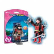 Playmobil Linea Playmo-friends - Guerrera Ninja - 9073