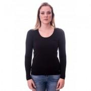 Alan Red Women T-shirt Laura Black ( art 2107) - Zwart - Size: 2X-Large