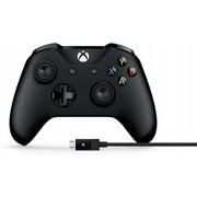 Control Xbox One inalámbrico/alámbrico Microsoft, 4N6-00001