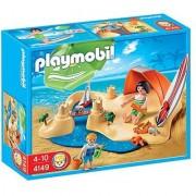 Playmobil Beach Holiday Compact Set