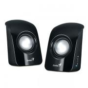 Genius zvučnici SP-U115, 1.5W, USB, crni 31731006100