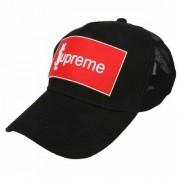Cool Unisex Cotton High Quailty Embroidery Caps Hats Sports Tennis Baseball Cap(net-Supreme)