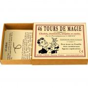 MARC VIDAL 46 Tours de Magie