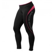 Better Bodies Fitness Long Tights M Hot pink