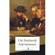 Fratii Karamazov (editia 2018)/F.M. Dostoievski