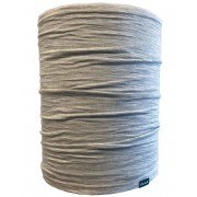 Bula Solid Wool - Hals - Grå