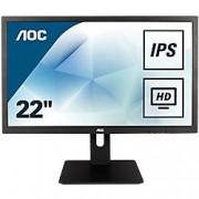 AOC Monitor LED AOC I2275PWQU 54 6 cm (21 5 )