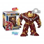 Hulkbuster Avengers Infinity War Funko Pop Pelicula Marvel 2018