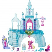 Castillo Del Imperio De Cristal My Little Pony Hasbro