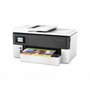 Multifuncional De Inyección De Tinta A Color HP OfficeJet Pro 7720, Impresora, Copiadora, Escáner Y Fax, Resolución Hasta 1200 X 1200 Ppp, Wi-Fi, USB. Y0S18A#AKY
